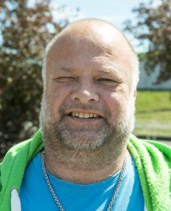 Porträtt Tommy Mårdberg